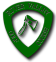 River Valley Golf Course Green Logo